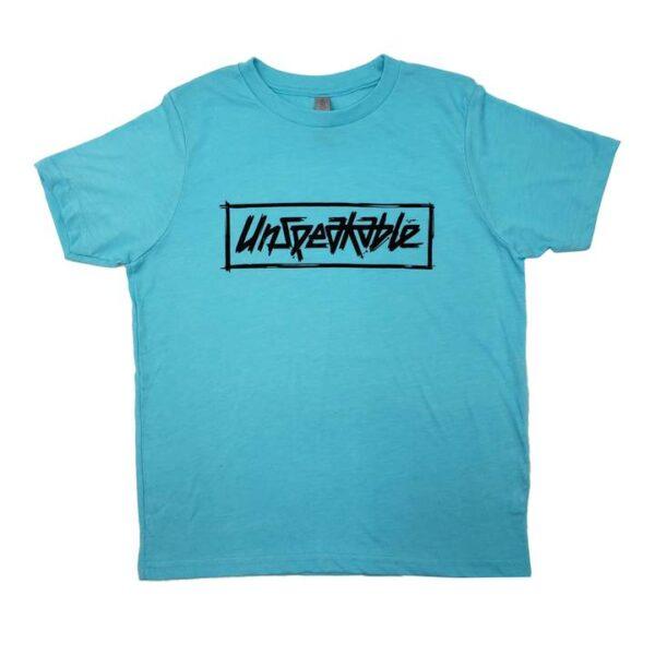 Tahiti Blue Unspeakable Shirt