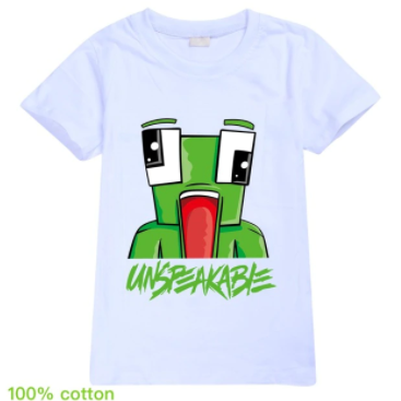 Unspeakable Inspired Youtube Boy Gaming T-Shirts 3