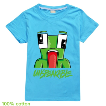 Unspeakable Inspired Youtube Boy Gaming T-Shirts