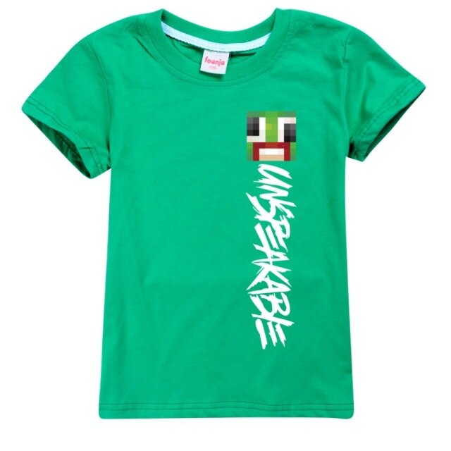 3-16Y-Summer-Unspeakable-Inspired-Youtube-Boys-T-Shirts-ssGaming-Kids-sweatshirt-T-Shirt-For-Girls