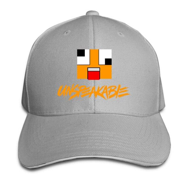 New-Fashion-2020-Hat-Unspeakable-Casquette-Unisex-Baseball-Caps-Snapback-Gorras-Beach-Hats