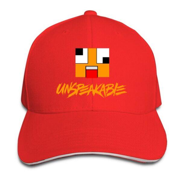 New-Fashion-2020-Hat-Unspeakable-Casquette-Unisexsd-Baseball-Caps-Snapback-Gorras-Beach-Hats