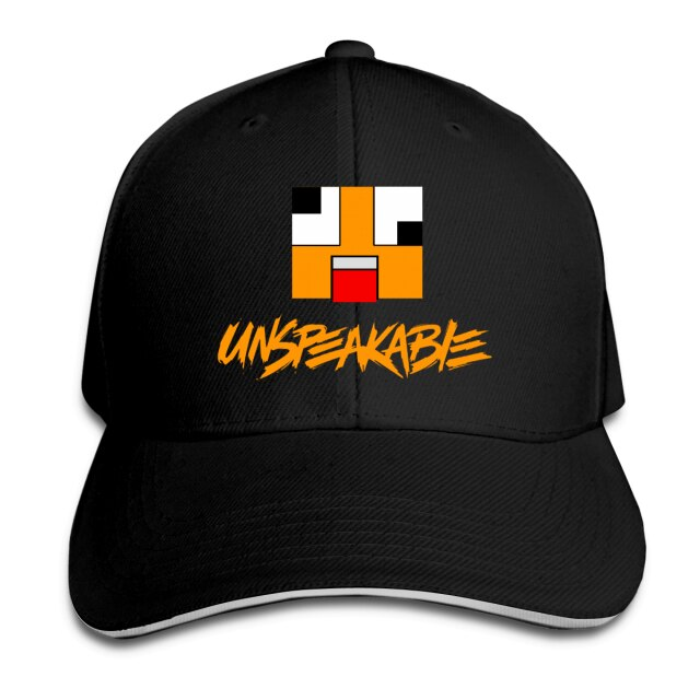 New-Fashion-2020-Hat-Unspeakable-Casquetteas-Unisex-Baseball-Caps-Snapback-Gorras-Beach-Hats