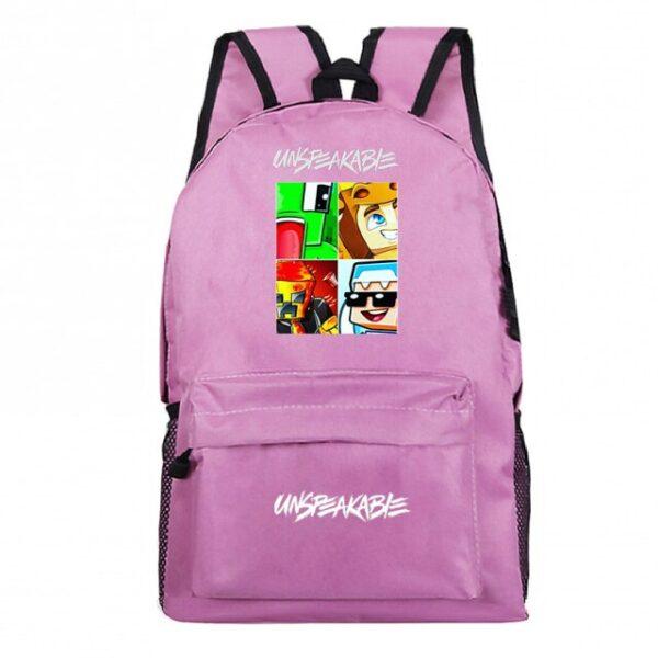 UNSPEAKABLE-Bookbags-School-Backpack-for-Boys-Girls-Waterproof-2020-New-Popular-lkjPrinted-Laptop-Bags-Travel-Backpack