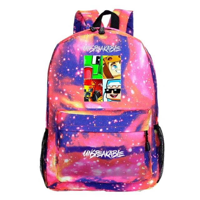 UNSPEAKABLE-Bookbags-School-Backpack-for-Boys-Girls-Waterproof-2020-New-Popular-oiuPrinted-Laptop-Bags-Travel-Backpack