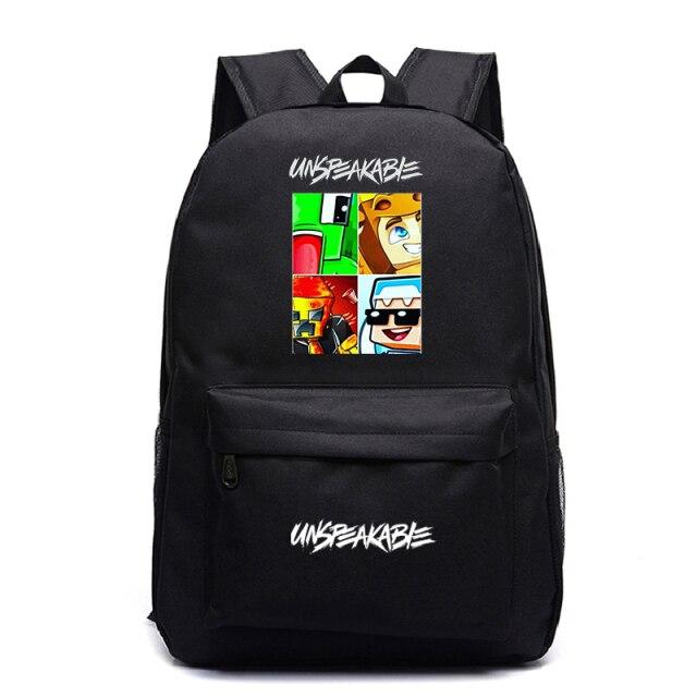 UNSPEAKABLE-Bookbags-School-Backpack-for-Boys-Girls-Waterproof-2020-New-khgPopular-Printed-Laptop-Bags-Travel-Backpack
