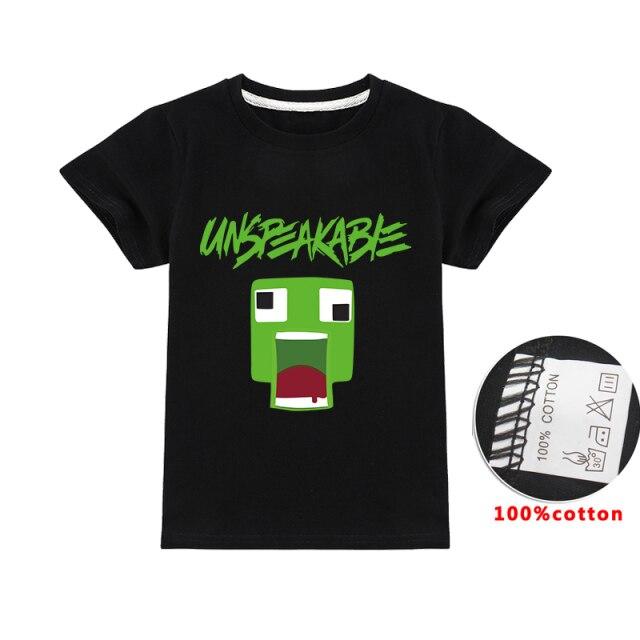 Unspeakable-Inspired-Boys-Clothes-T-Shirt-Youtube-Gaming-Vlog-Kids-qerSweatshirt-Children-T-Shirts-Girls-Tops