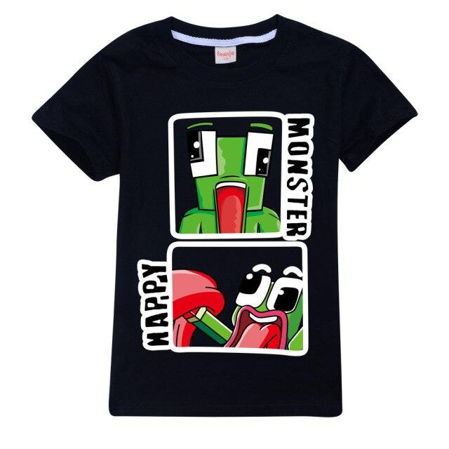 Unspeakable-Inspired-Boys-T-Shirt-Youtube-Gaming-Vlog-Big-Kids-Sweatshirt-qqChildren-T-Shirt-Girl-Tops
