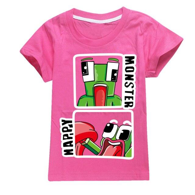 Unspeakable-Inspired-Boys-T-Shirt-Youtube-Gaming-Vlog-Big-Kids-Sweatshirt-zzChildren-T-Shirt-Girl-Tops