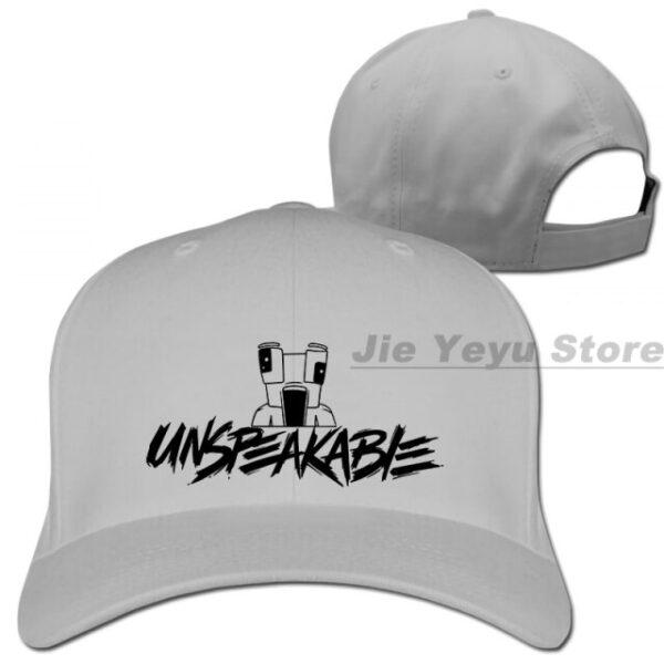 Unspeakable-Inspired-Youtube-Gaming-Vlog-Adults-And-Kids-Baseball-cap-men-women-Trucker-Hats-fashion-adjustable