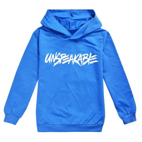 Unspeakable Kid Hoodie 3