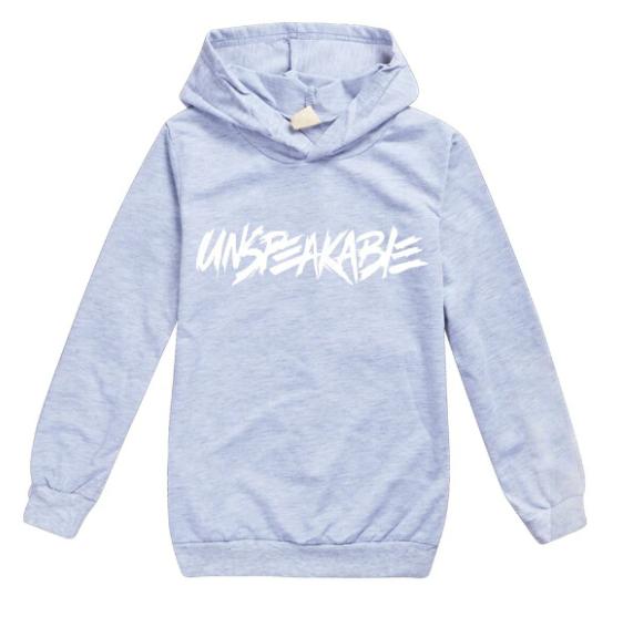 Unspeakable Kid Hoodie 4