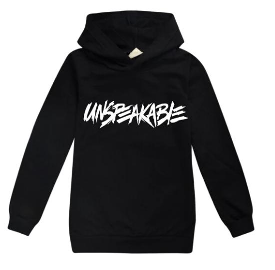 Unspeakable Kid Hoodie 5