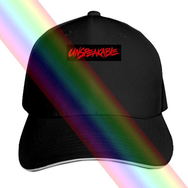 Unspeakable-T-Shirt-Bucket-Hat-Baseball-Cap-Cat-Bucket-Hat-Famous-Brand-Braking-Bad-Child-Cap